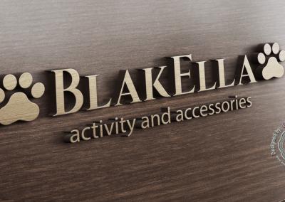 BlakElla logo