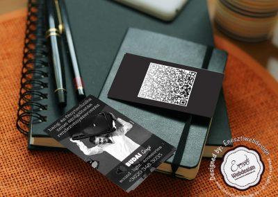 Budai Gergo businesscard