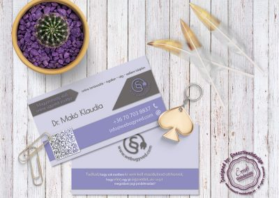 MakóKlaudia businesscard