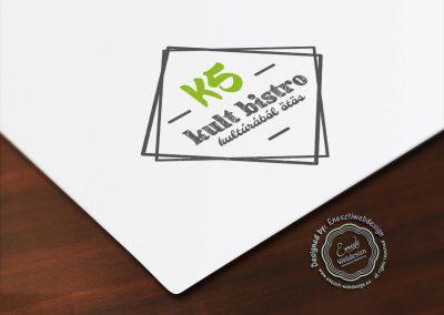 K5 Kult Bistro logo