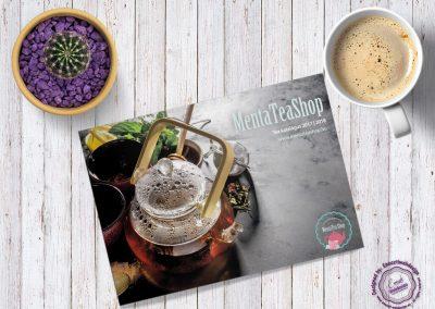 MentaTeaShop Catalog