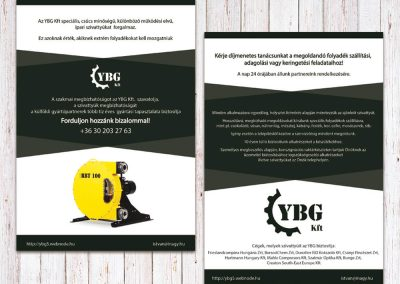YBG flyer