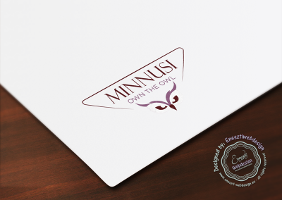 Minnusi - Logo Design