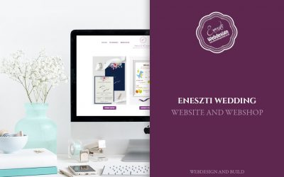 EnesztiWedding Web