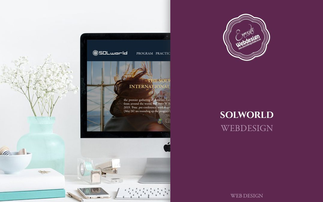 SOL World Events Hungary | Webdesign